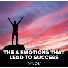 The 4 Emotions that Lead to Success