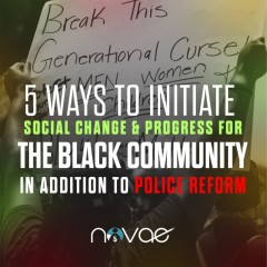 5 Ways to Initiate Social Change & Progress